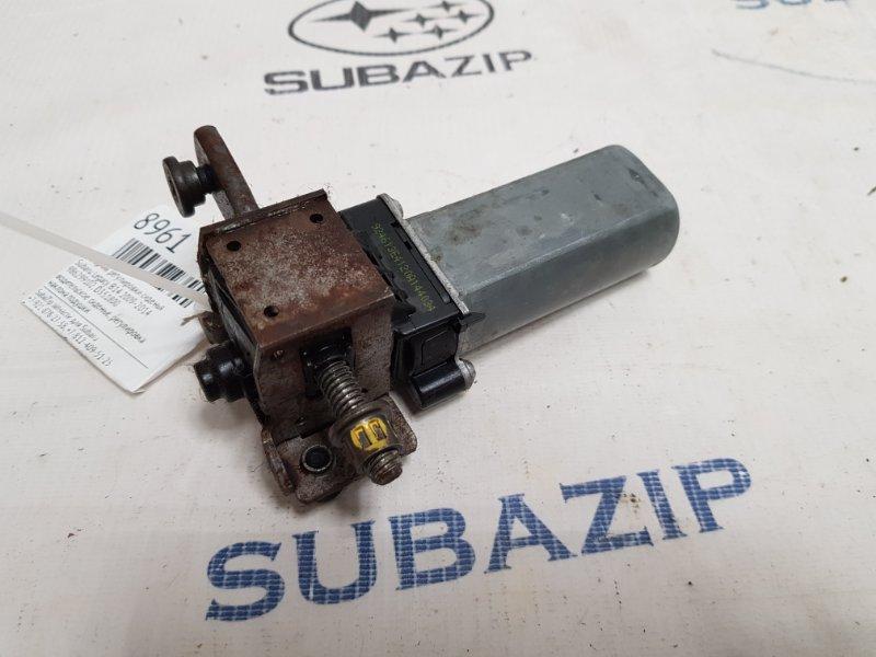 Моторчик регулировки сиденья Subaru Legacy B14 2009