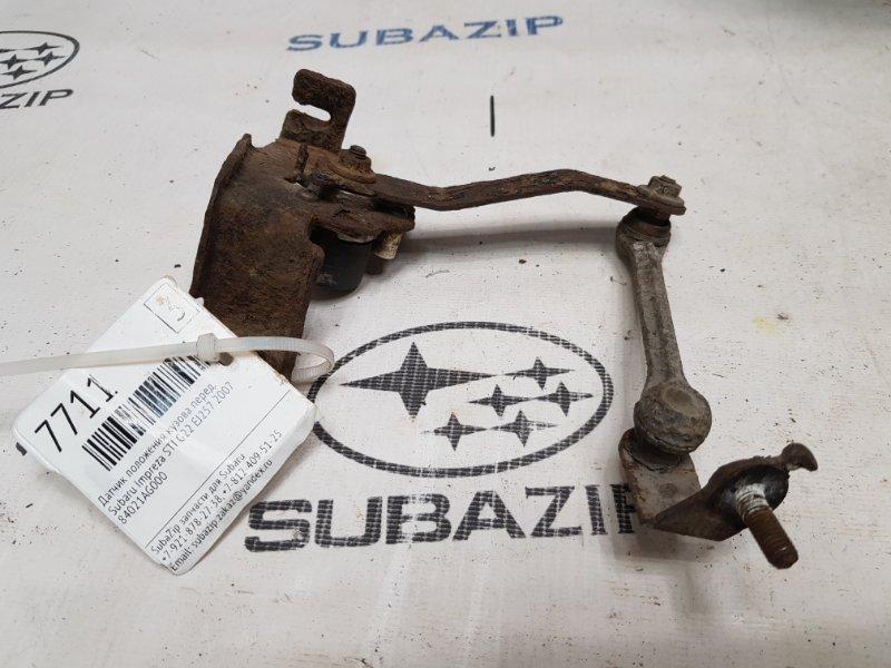 Датчик корректора фар Subaru Impreza Sti G22 EJ257 2007 передний