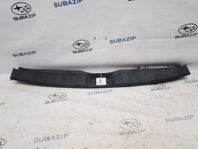 Накладка замка багажника Subaru Forester S12 2008