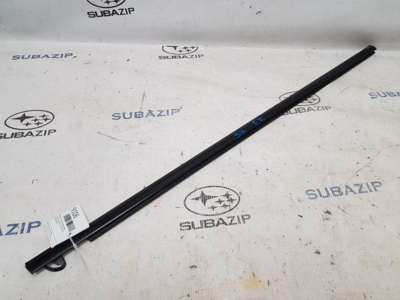 Молдинг стекла Subaru Forester S12 2007 передний правый