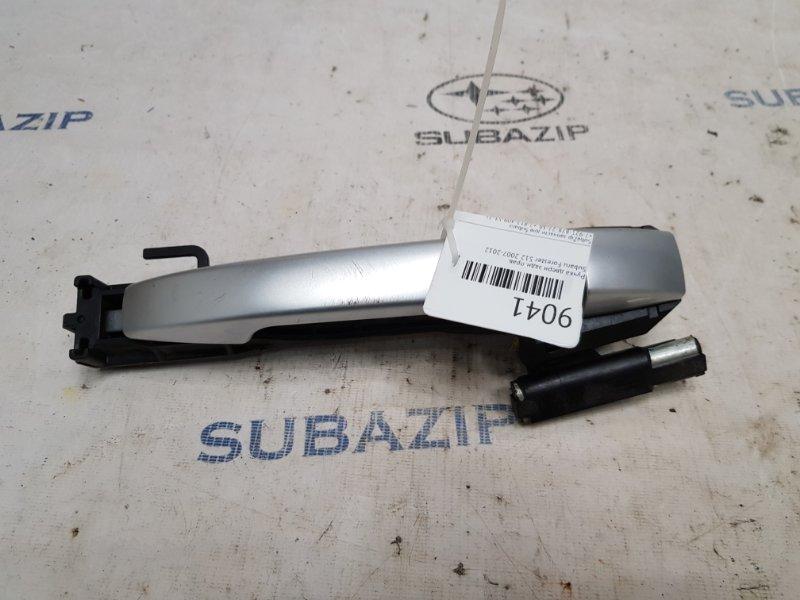 Ручка двери Subaru Forester S12 2007 задняя правая