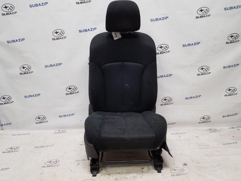 Сиденье Subaru Legacy B14 2009 переднее правое
