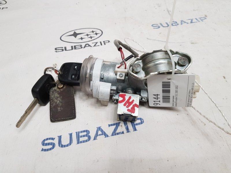 Замок зажигания Subaru Forester S12 2003