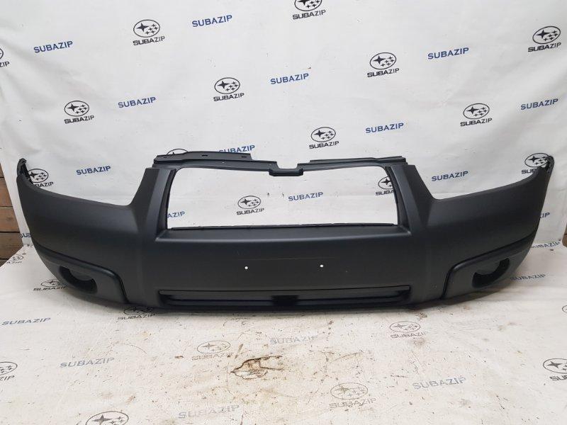 Бампер Subaru Forester S11 2005 передний