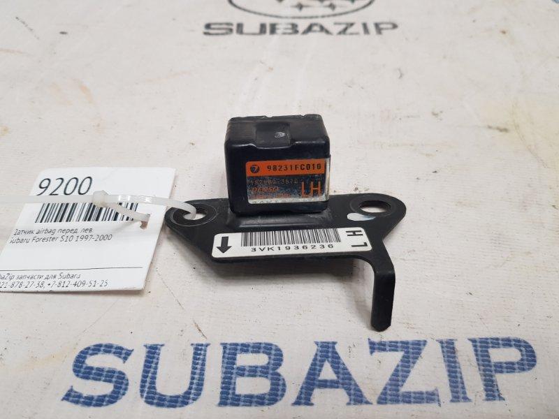 Датчик airbag Subaru Forester S10 1997 передний левый