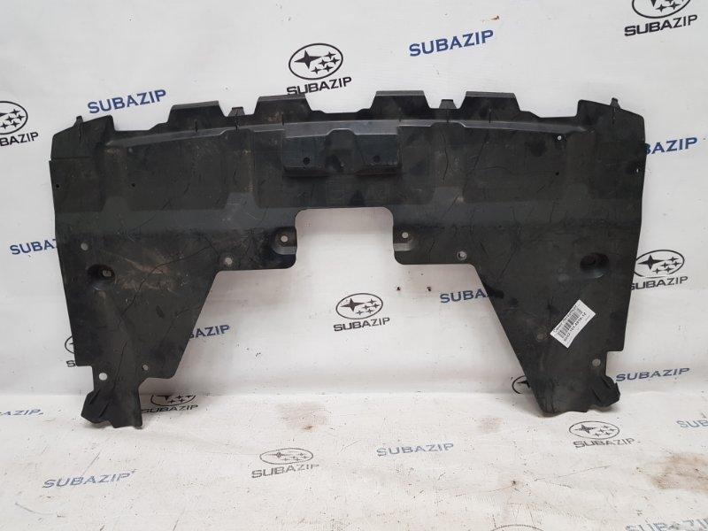 Защита двигателя Subaru Legacy B14 2009
