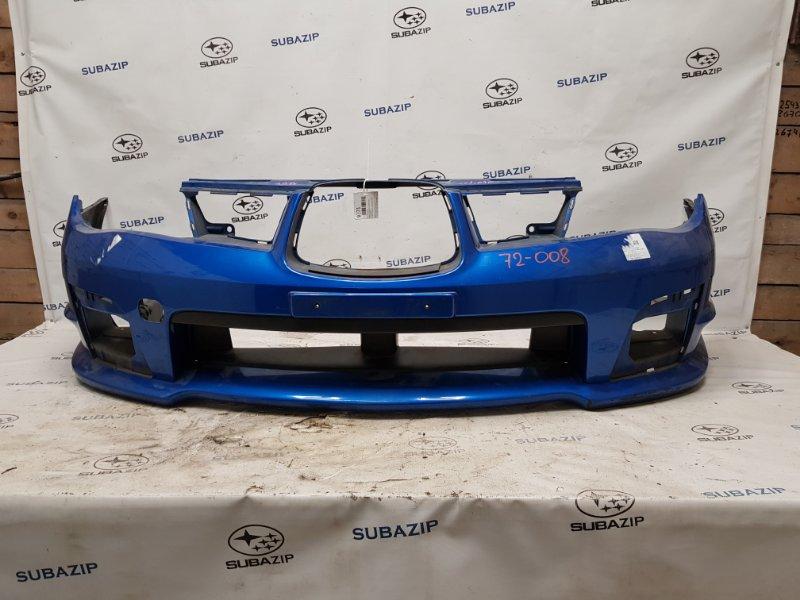 Бампер Subaru Impreza G11 2005 передний