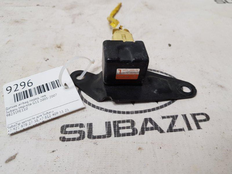 Датчик airbag Subaru Impreza G11 2005 передний левый