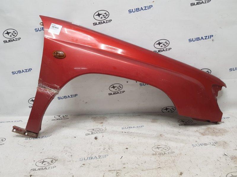 Крыло Subaru Forester S10 1997 переднее правое