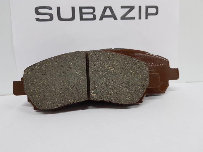 Тормозные колодки Subaru переднее