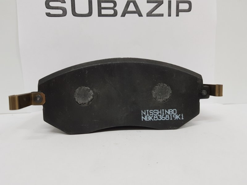 Тормозные колодки Subaru Forester 2000 переднее