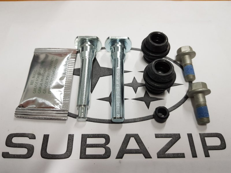 Направляющие суппорта Subaru Forester S11 2003 переднее