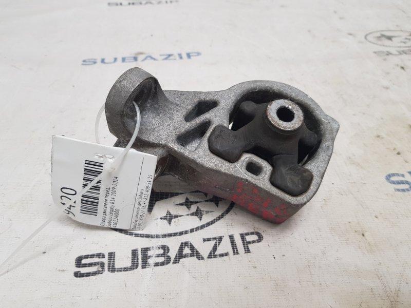 Опора двигателя Subaru Legacy B14 2009 передняя