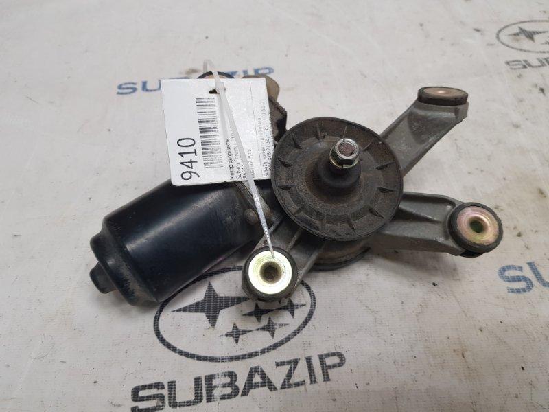 Мотор дворников Subaru Forester S10 1998