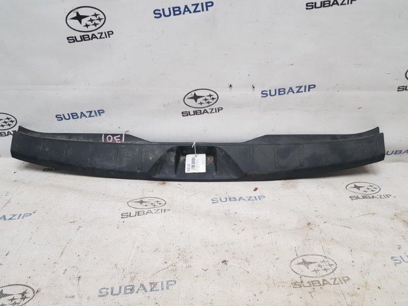 Накладка замка багажника Subaru Forester S13 2012