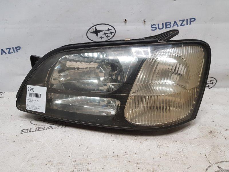Фара Subaru Legacy B12 1998 левая
