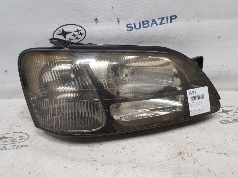 Фара Subaru Legacy B12 1998 правая