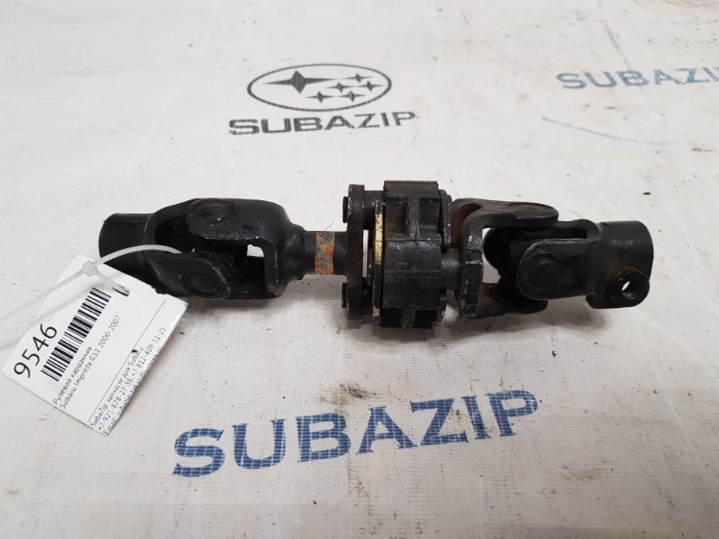 Рулевой карданчик Subaru Impreza G11 2000