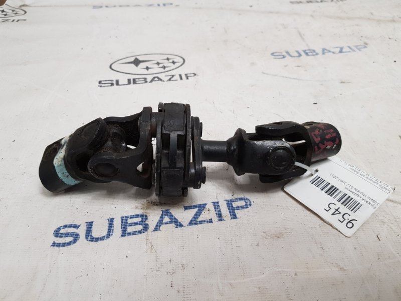 Рулевой карданчик Subaru Impreza G12 2003