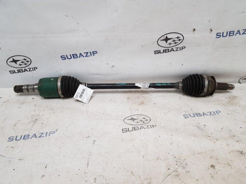 Привод Subaru Legacy B14 2009 передний