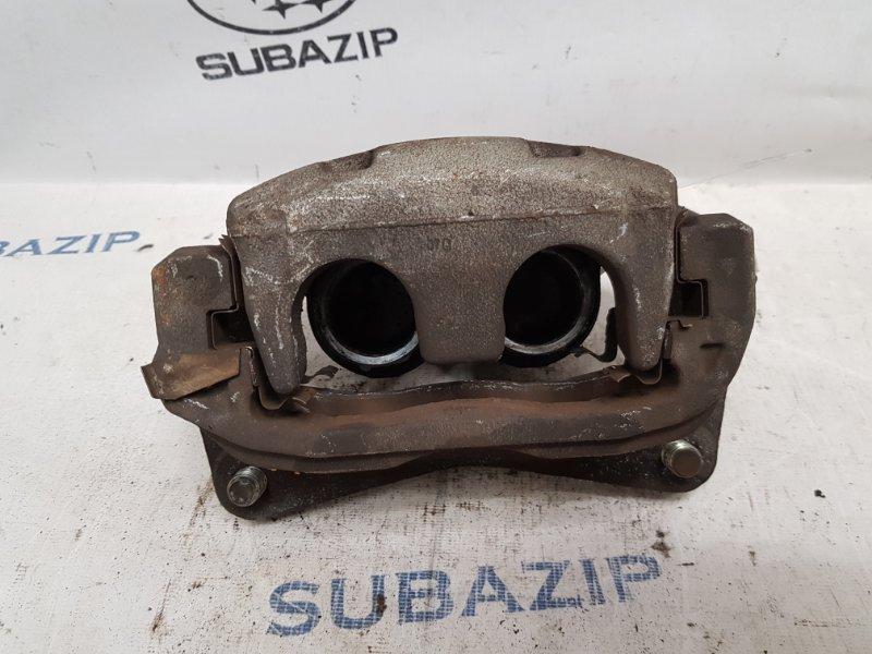 Суппорт тормозной Subaru Forester S11 2002 передний правый