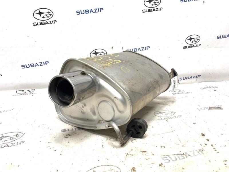 Глушитель задняя часть Subaru Forester S12 2007 правый