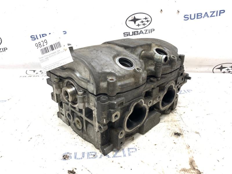 Головка блока цилиндров Subaru Legacy B14 EJ253 2009 правая