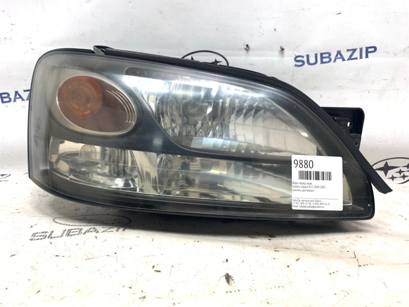 Фара Subaru Legacy B12 2000 передняя правая