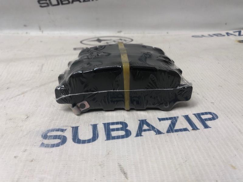 Тормозные колодки Subaru Forester S10 1996 заднее