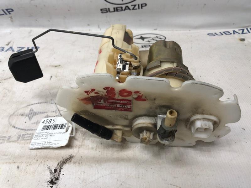 Топливный насос (уценка) Subaru Legacy B12 1998