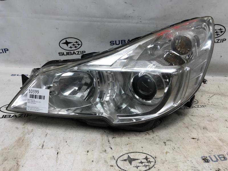 Фара Subaru Legacy B14 2013 передняя левая