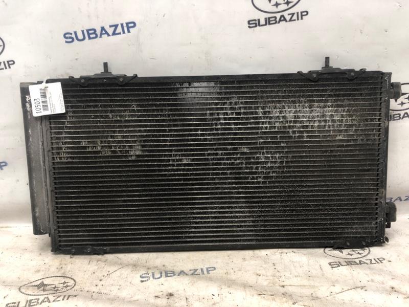 Радиатор кондиционера Subaru Impreza G11 1998