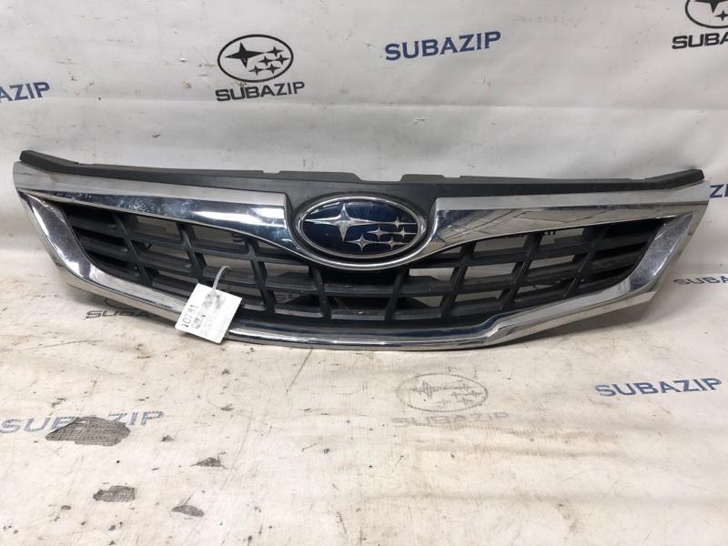 Решетка радиатора Subaru Impreza G12 2007