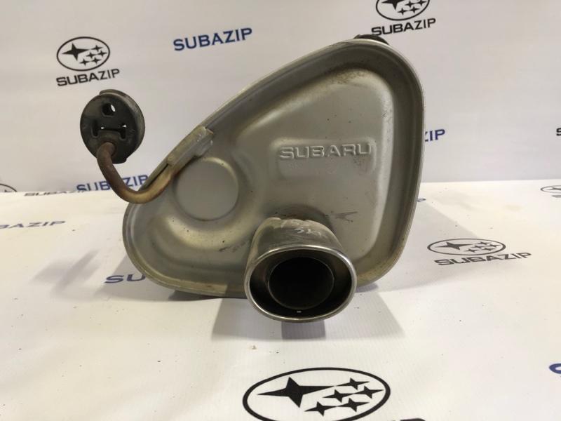 Глушитель задняя часть Subaru Forester S12 2007 задний правый