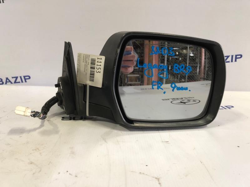 Зеркало Subaru Legacy B14 1997 правое