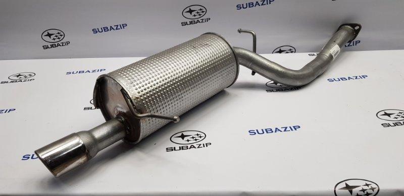 Глушитель задняя часть Subaru Forester S10 EJ205 1997 задний