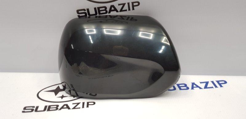 Накладка зеркала Subaru Forester S12 2007 правая верхняя