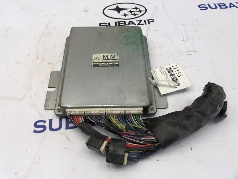 Блок управления двигателем Subaru Impreza G12 EL154 2007