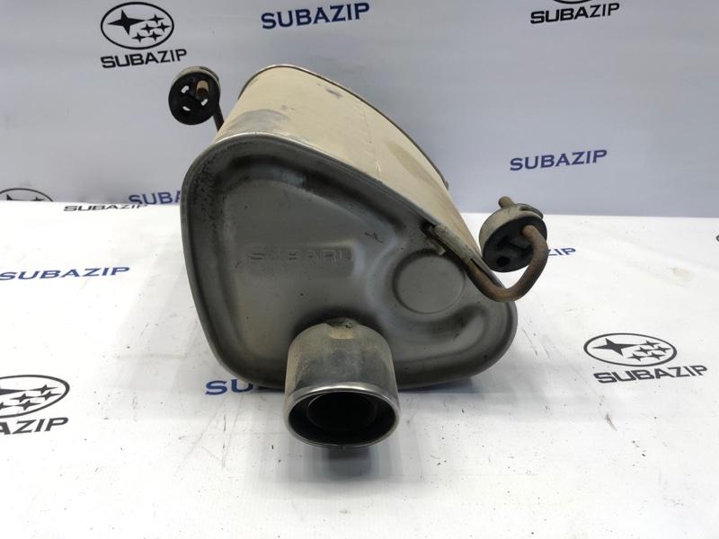 Глушитель задняя часть Subaru Forester S12 2007 задний левый