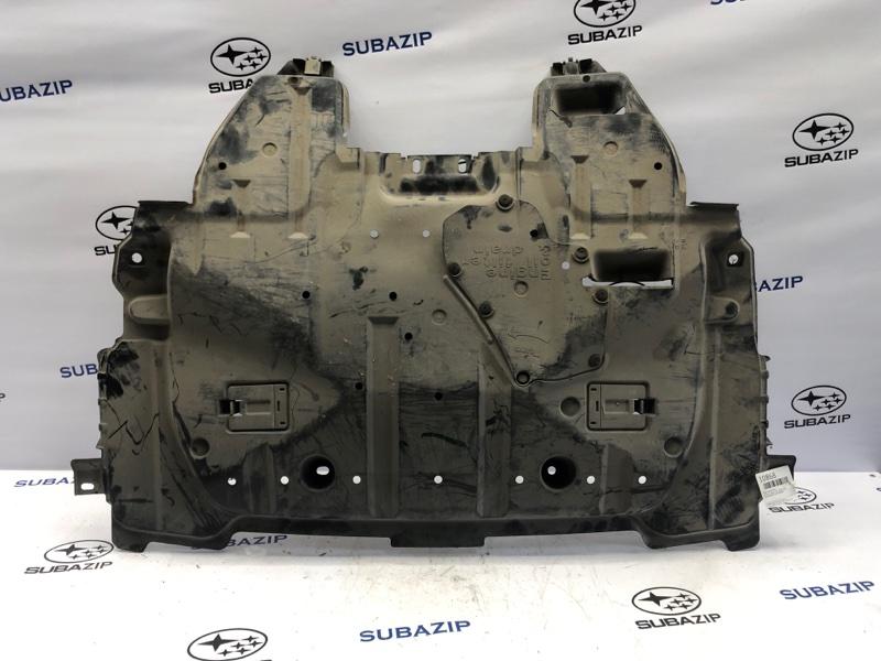 Защита двигателя Subaru Forester S11 2003