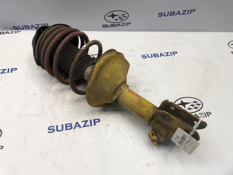 Стойка подвески Subaru Legacy B12 1998 передняя правая