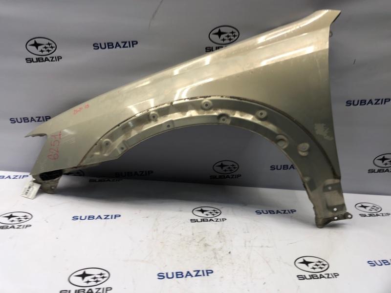 Крыло Subaru Outback B13 2003 переднее левое