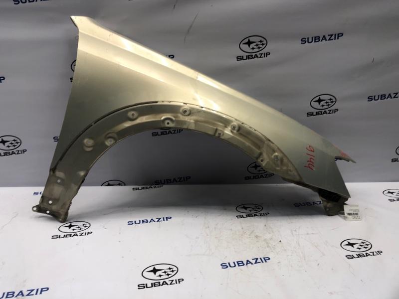 Крыло Subaru Outback B13 2003 переднее правое
