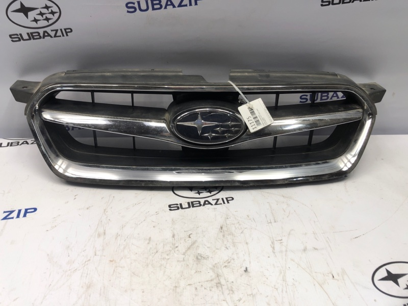 Решетка радиатора Subaru Legacy B13 2007