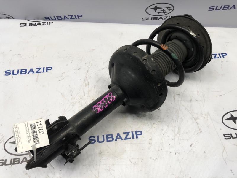Стойка подвески Subaru Outback B13 2003 передняя правая