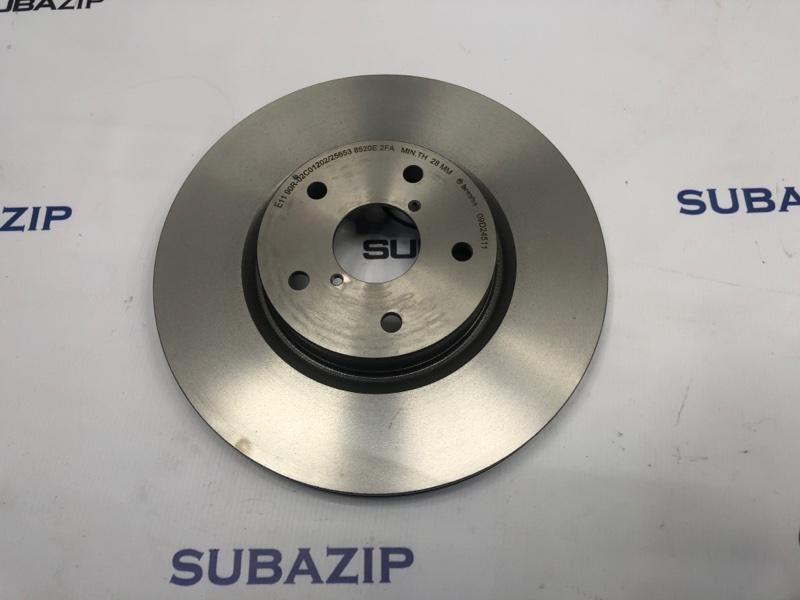 Диск тормозной Subaru Impreza G13 2005 передний