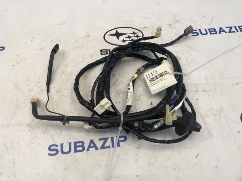 Проводка двери багажника Subaru Forester S12 2007