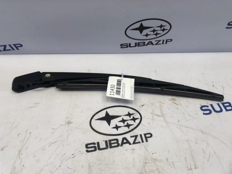 Поводок стеклоочистителя Subaru Forester S12 2003 задний