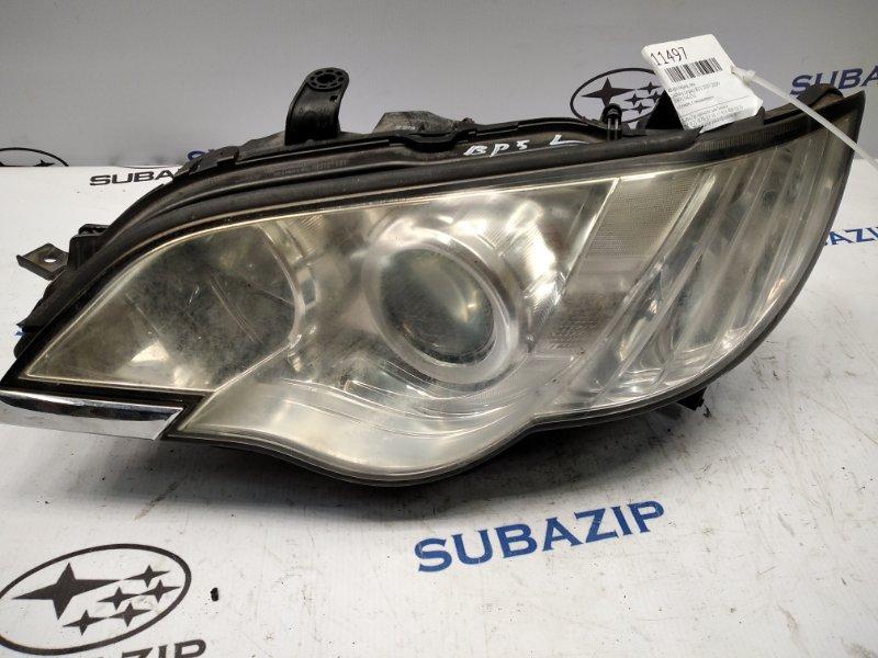 Фара Subaru Legacy B13 2007 передняя левая
