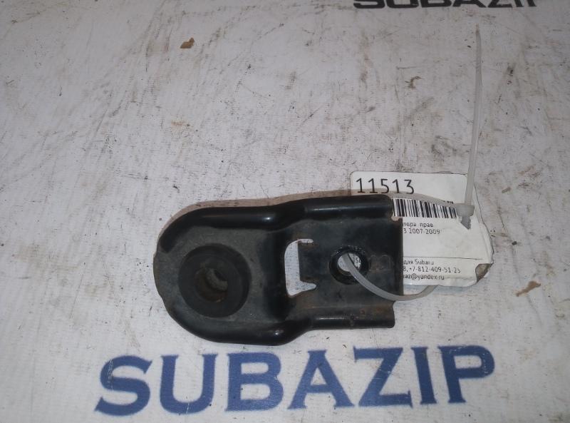 Кронштейн радиатора Subaru Legacy B13 2007 правый